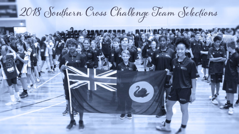 2018 Southern Cross Challenge Team Selections