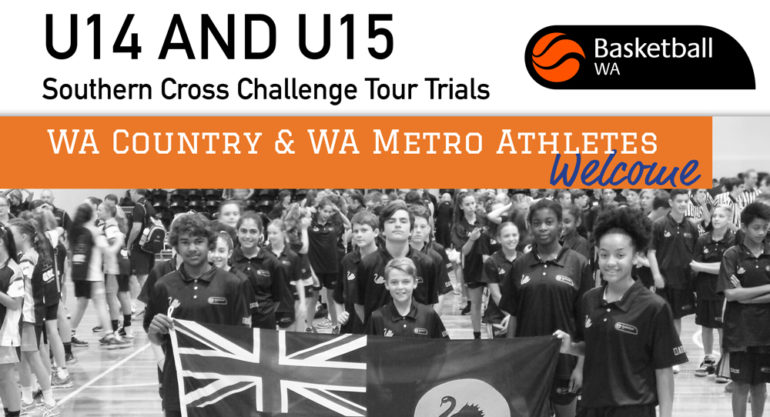 U14 and U15 – Southern Cross Challenge