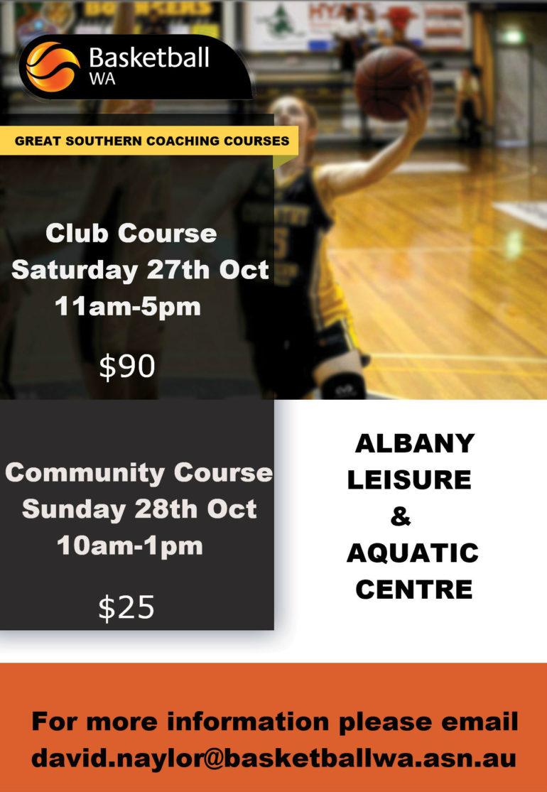 Albany Coaching Courses