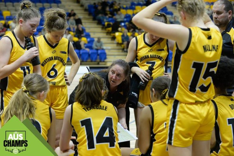U18 Country Women State Team Appointment