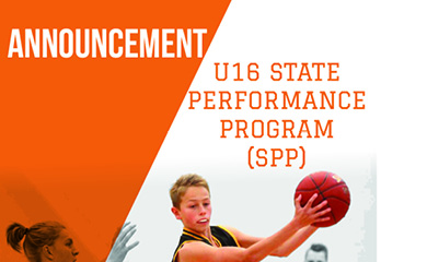 Announcement – U16 State Performance Program (SPP) Squad